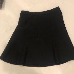 Zara fit n flare skirt
